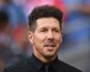 Simeone demands hard work to end Atletico slump