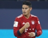 Bayern's James out for several weeks