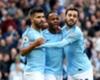 Report: Man City 2 Brighton 0