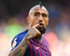 Valverde not worried by 'angry' Vidal's benching reaction