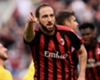 Suso hails 'champion' Higuain ahead of Milan derby