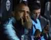 Vidal not happy with Barca role