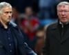 'Mourinho alongside Ferguson on best boss list'