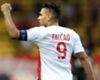 Monaco boss Henry praises 'charismatic' Falcao