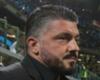 Gattuso not blaming Donnarumma