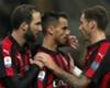 Report: AC Milan 3 Sampdoria 2