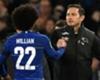 'Proud' Lampard appreciates Chelsea welcome