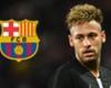 Neymar wants Barcelona return, claims former team-mate Montoya