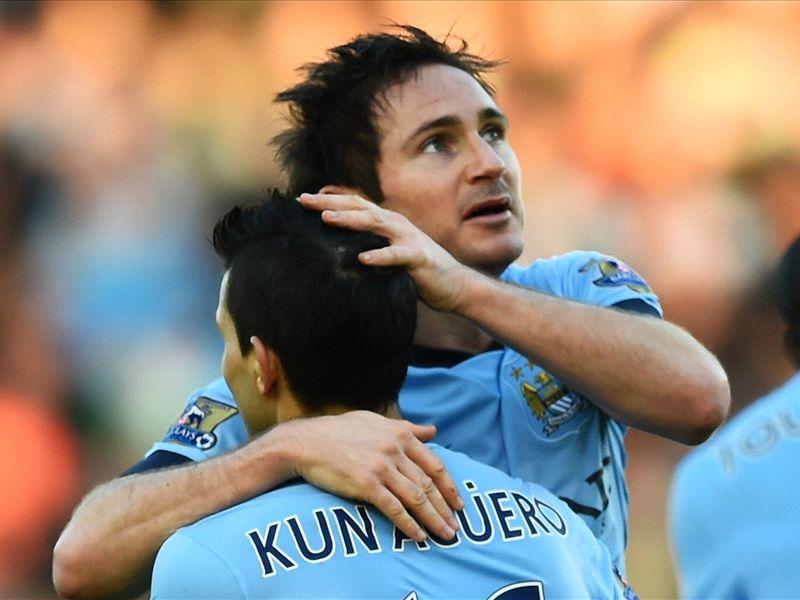 City verlengt verblijf Lampard