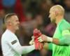 Guzan reveals what he said to Rooney