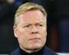 Character got Netherlands through, says Koeman