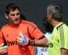 Casillas rues Real row with Mourinho