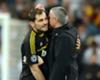 """Mourinho: """"Casillas se enfrentó a mí y lo hizo escondido"""""""