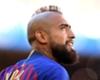 Vidal desperate to earn regular Barca starting berth