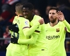 Busquets: Dembele goal 'will come in handy'