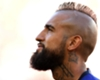 No way! Vidal refuses to put mohawk on the line for Champions League success