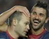 Reunited with Iniesta! David Villa announces Vissel Kobe transfer