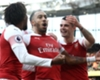 Report: Arsenal 4 Tottenham 2