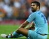 Diego Costa foot surgery successful, Atletico confirm