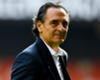 Ex-Italy boss Prandelli takes charge at Genoa as Juric exits again
