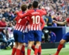 Atletico Madrid 3 Deportivo Alaves 0: Kalinic and Griezmann on target in Costa's absence