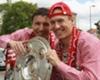PSV make contact over Robben reunion