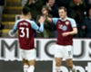 Report: Burnley 2 West Ham 0