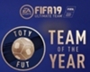 FIFA 19 Team of the Year: Vote for 12th man to join Best XI