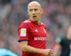 Robben keeping options open