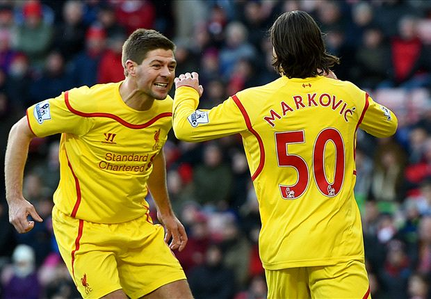 Sunderland 0-1 Liverpool: Markovic makes his mark to seal victory