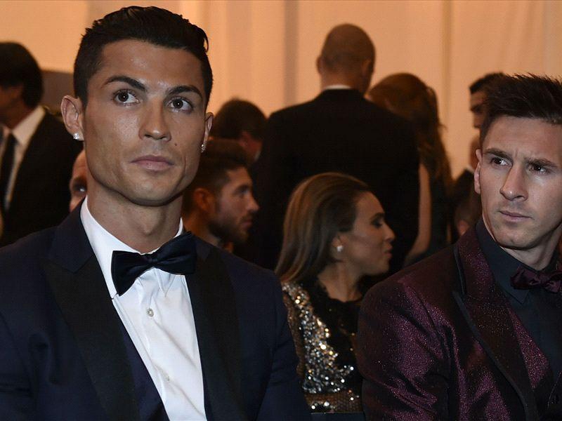 """Cristiano Ronaldo exalta oito anos entre os melhores do mundo: """"Apenas Messi e eu fizemos isso"""""""