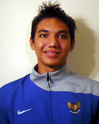 Julian Hotzel, Indonesia International