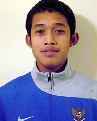 Achmad Resal Octavian, Indonesia International