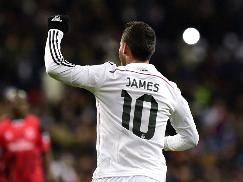 94dd1c789d5 The Colombia international is expected to be out for two months after  picking up the injury in the 2-1 win over Sevilla while Sergio Ramos could  miss the ...