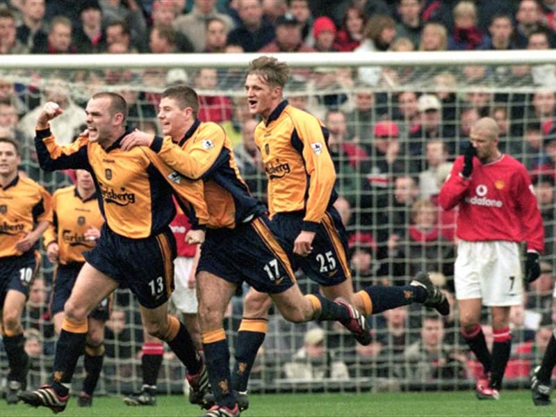 مواجهات تاريخية: مانشستر يونايتد × ليفربول | Goal.com