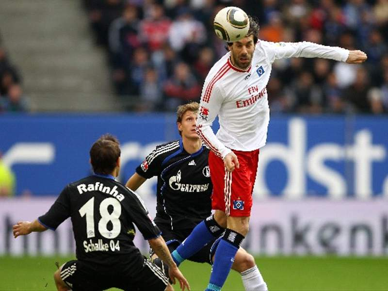 Ditahan Hamburg Schalke Gagal Kuasai Bundesliga Goal Com