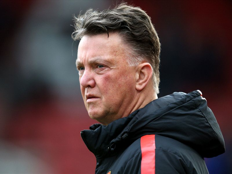 Van Gaal to the press: Tonight you are right... it was a performance to forget
