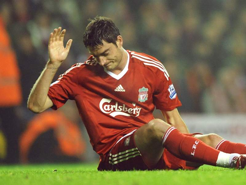 Official Olympiacos Sign Albert Riera From Liverpool Goalcom