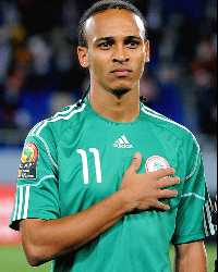 Osaze Peter Odemwingie, Nigeria International
