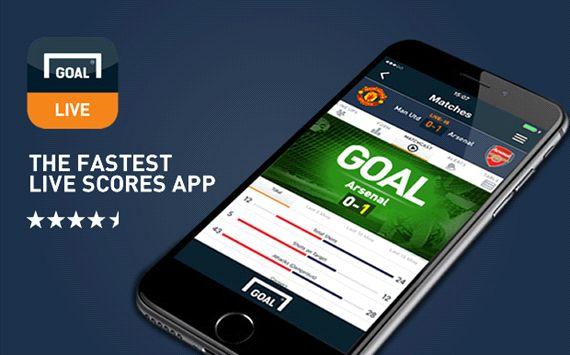 Live Scores App Image
