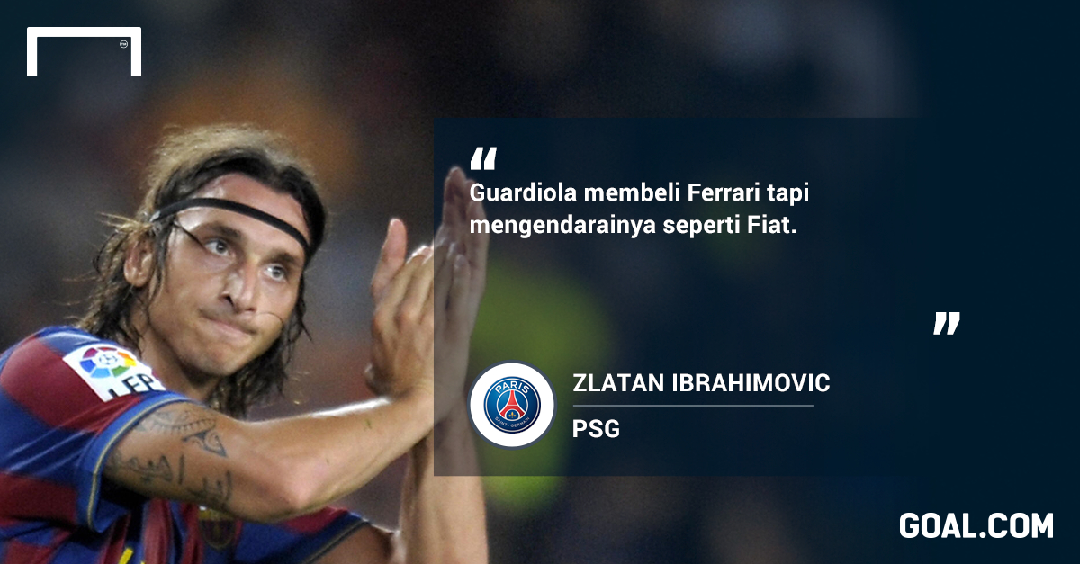 Kata Mutiara Zlatan Ibrahimovic