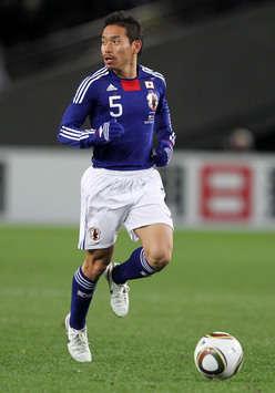 Yuto Nagatomo of Japan(Getty Images)