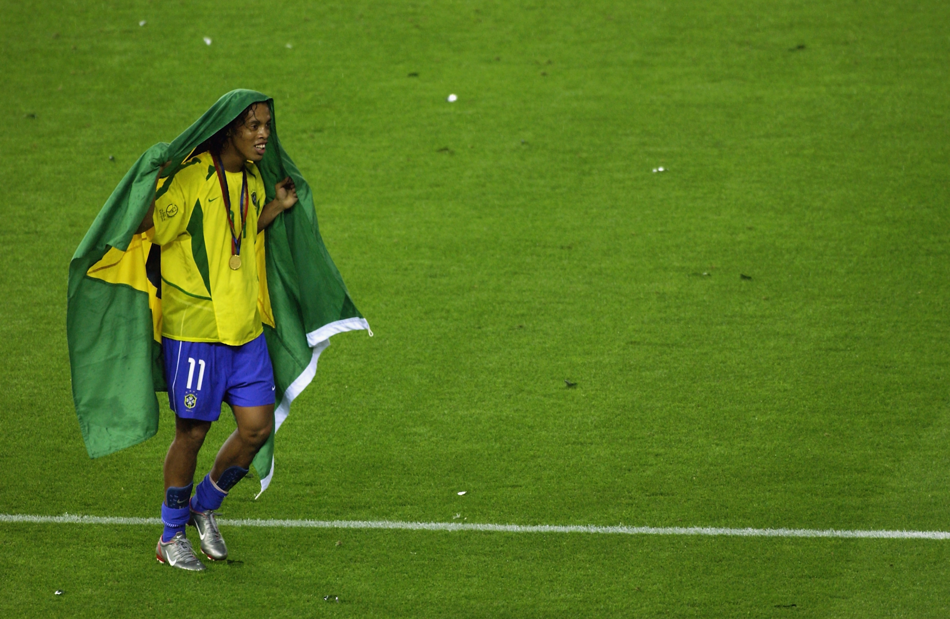 Ronaldinho will not participate in the World Cup in South Africa 53