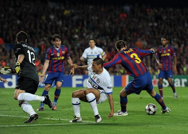 Inter Gegen Barcelona