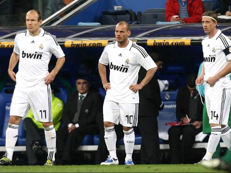 c32b5ecd1 NEEDS SOURCE Bayern Munich Winger Arjen Robben  The Situation At ...