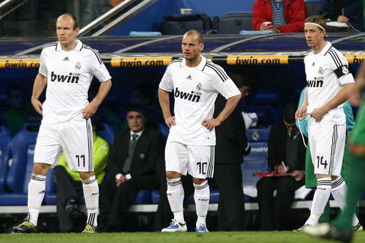 brand new 2dec3 c0802 Spanish Inquisition: Were Real Madrid right to release Arjen ...