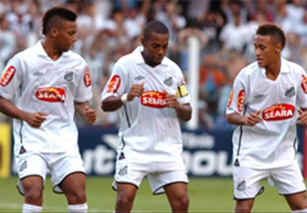 Santos Fire Head Coach Dorival Junior After Dispute With Neymar ... c5c8603166e2f