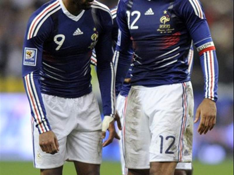 buy online 24e45 cfb2d World Cup 2010: There Was A 'Sickness' In The France Squad ...