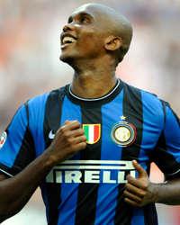 Samuel Eto'o - Inter (Getty Images)