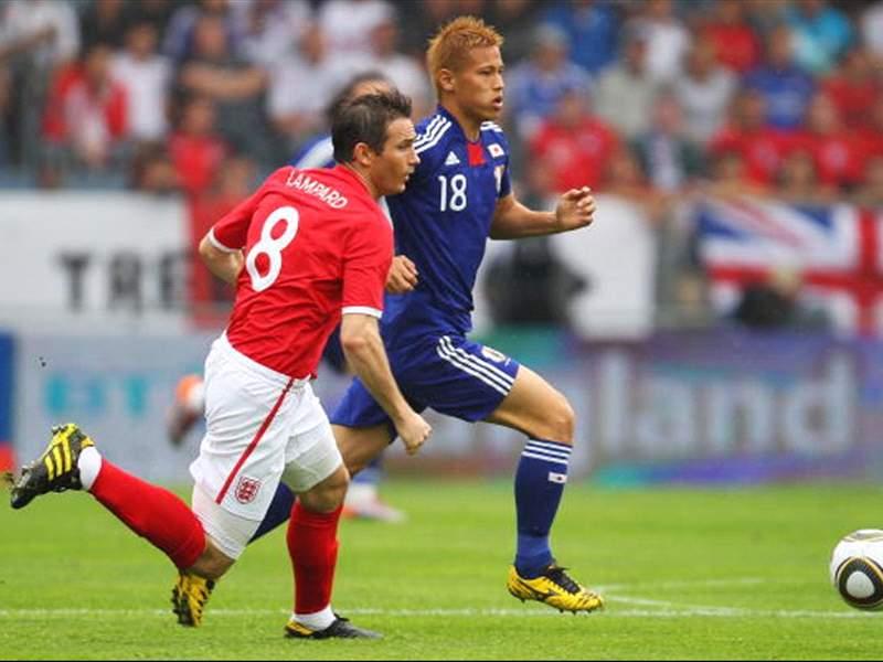 選手採点:日本対イングランド | Goal.com